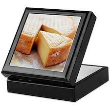 Camembert cheese Keepsake Box