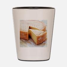 Camembert cheese Shot Glass