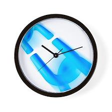Broken chain Wall Clock