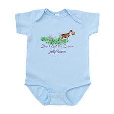 Togg-GOAT-Brown JellyBeans Infant Bodysuit