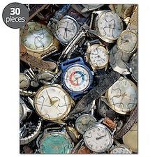 Broken wrist-watches Puzzle