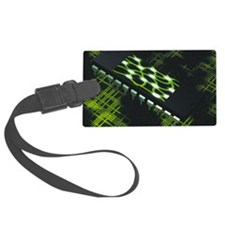 Neural chip Luggage Tag