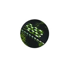 Neural chip Mini Button