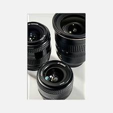 Camera lenses Rectangle Magnet