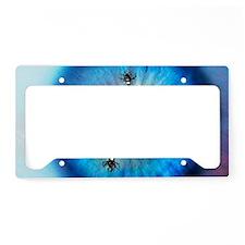 Nanorobots License Plate Holder