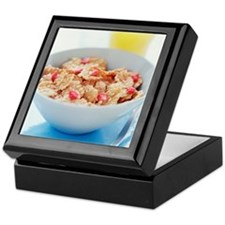 Cereal Keepsake Box