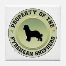 Shepherd Property Tile Coaster