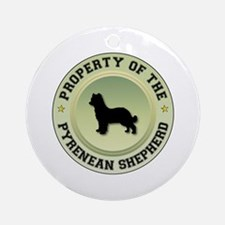 Shepherd Property Ornament (Round)