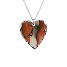 Bunions Necklace Heart Charm