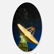 NASA deep space tracking station, A Decal