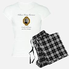 William Henry Harrison Pajamas