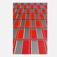 Office building Postcards (Package of 8)
