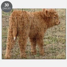 Little White Tail Puzzle