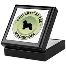 Schapendoes Property Keepsake Box