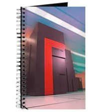 NERSC supercomputer Journal