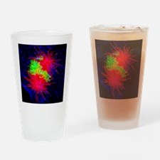 Cancer cell division Drinking Glass