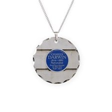 Charles Darwin commemorative Necklace