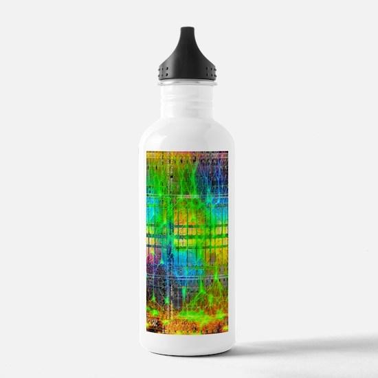 Neural network Water Bottle