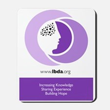 LBDA ipad Folio Mousepad