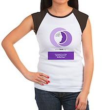 LBDA ipad Folio Women's Cap Sleeve T-Shirt