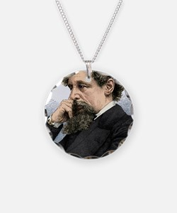 Charles Dickens, English aut Necklace