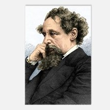 Charles Dickens, English  Postcards (Package of 8)