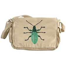 Nettle weevil Messenger Bag