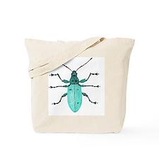 Nettle weevil Tote Bag
