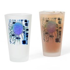 Cancer research Drinking Glass