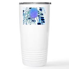 Cancer research Travel Coffee Mug
