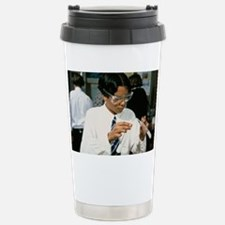 Carbon dioxide test Stainless Steel Travel Mug
