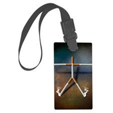 Cigarette addiction, conceptual  Luggage Tag