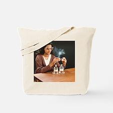 Chemistry student Tote Bag