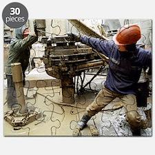 Oil drill operators Puzzle