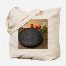 Cast iron skillet Tote Bag
