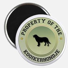 Kooikerhondje Property Magnet