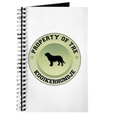 Kooikerhondje Property Journal