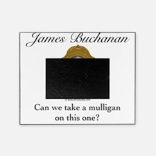 James Buchanan Picture Frame