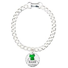 Rawr I'm a Dinosaur Bracelet