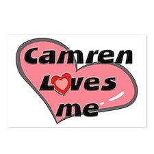 camren loves me  Postcards (Package of 8)