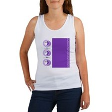 Luggage Handle Wrap Women's Tank Top