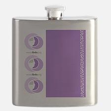 Luggage Handle Wrap Flask