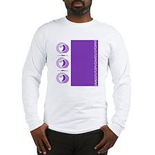 Luggage Handle Wrap Long Sleeve T-Shirt