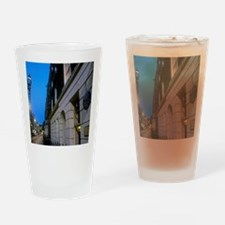 Old and new methods of communicatio Drinking Glass