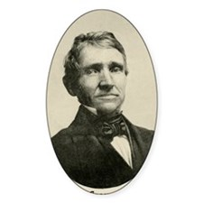 Charles Goodyear, American inventor Decal