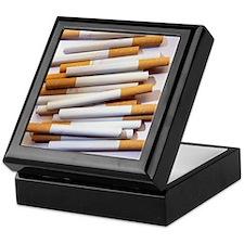 Cigarettes Keepsake Box