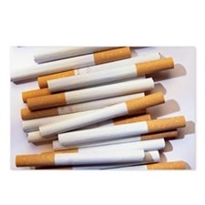 Cigarettes Postcards (Package of 8)