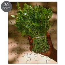 Chat (Catha edulis) Puzzle