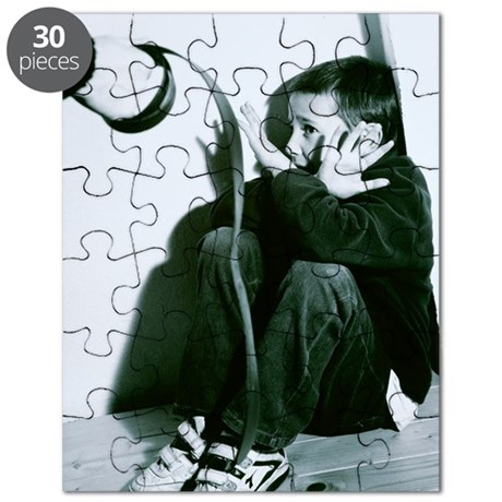 Child abuse Puzzle