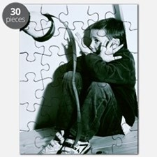 Child abuse Puzzle